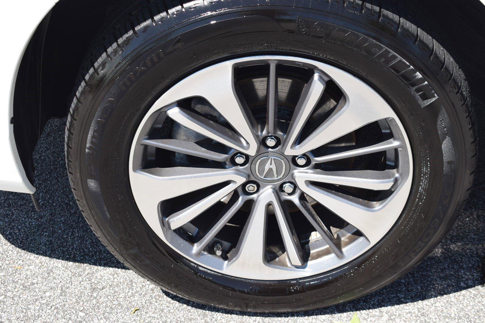 Pre-Owned 2018 Acura RDX w/Advance Pkg