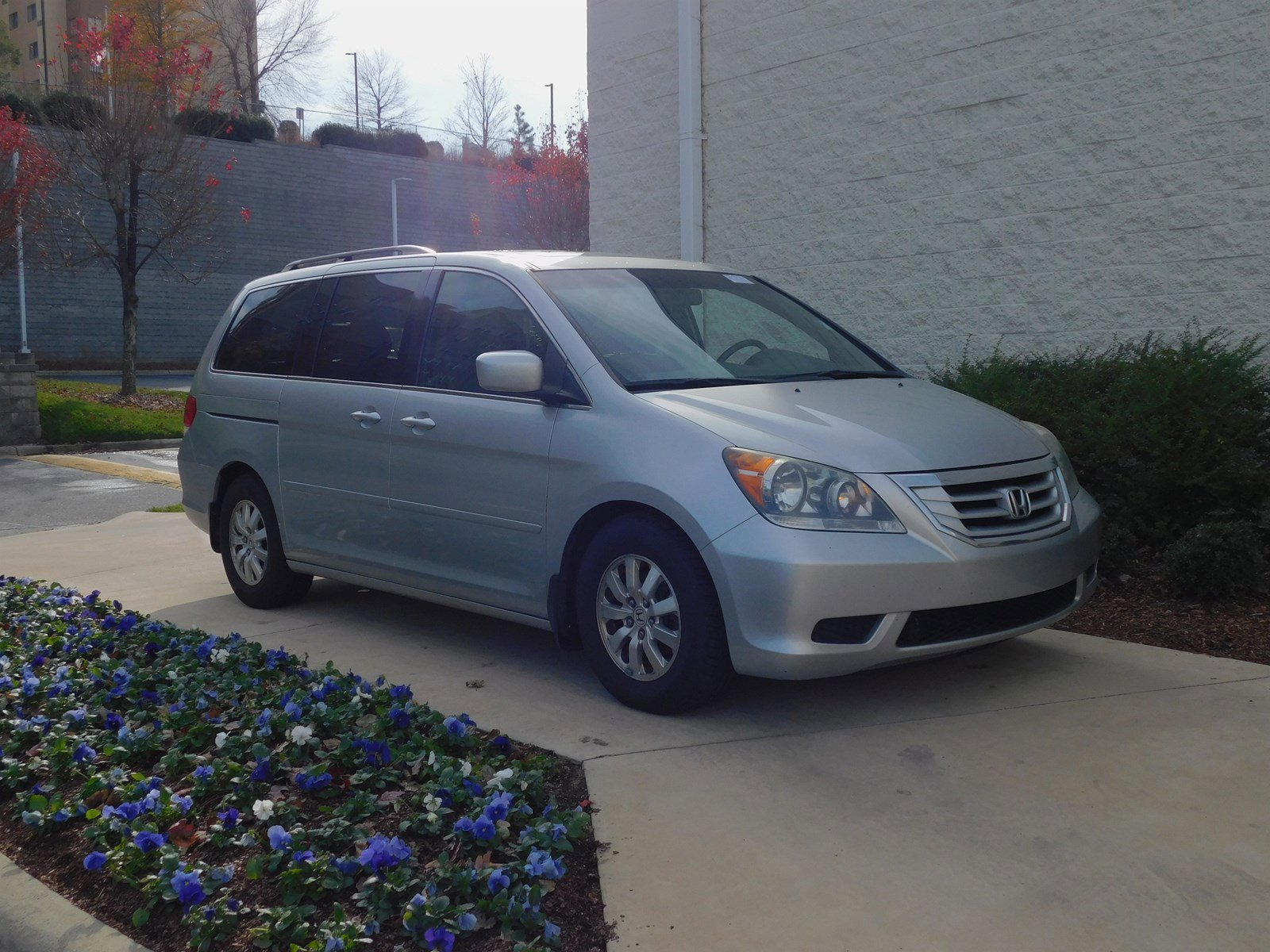 Pre-Owned 2010 Honda Odyssey EX-L