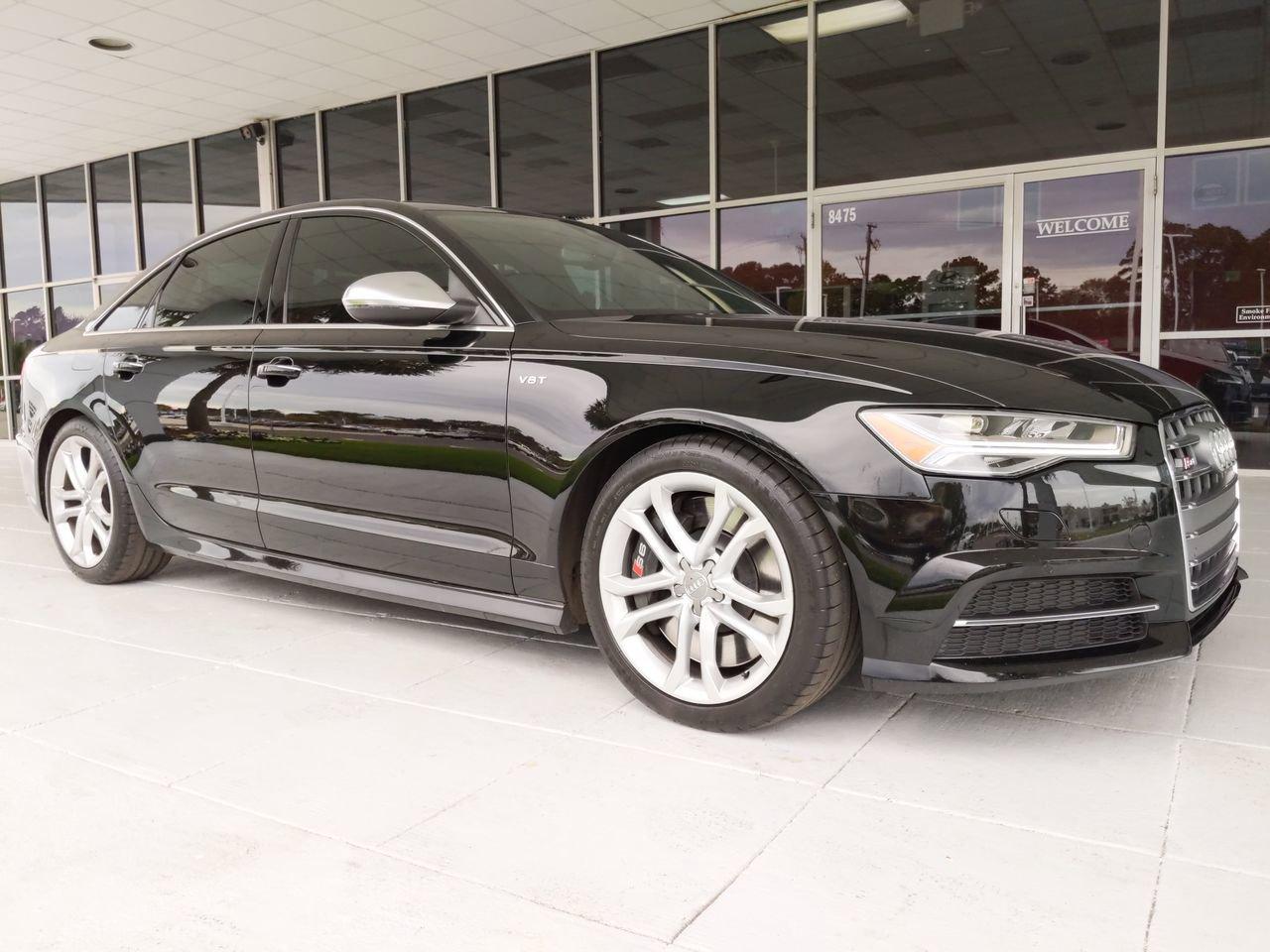 Pre-Owned 2016 Audi S6 Prestige