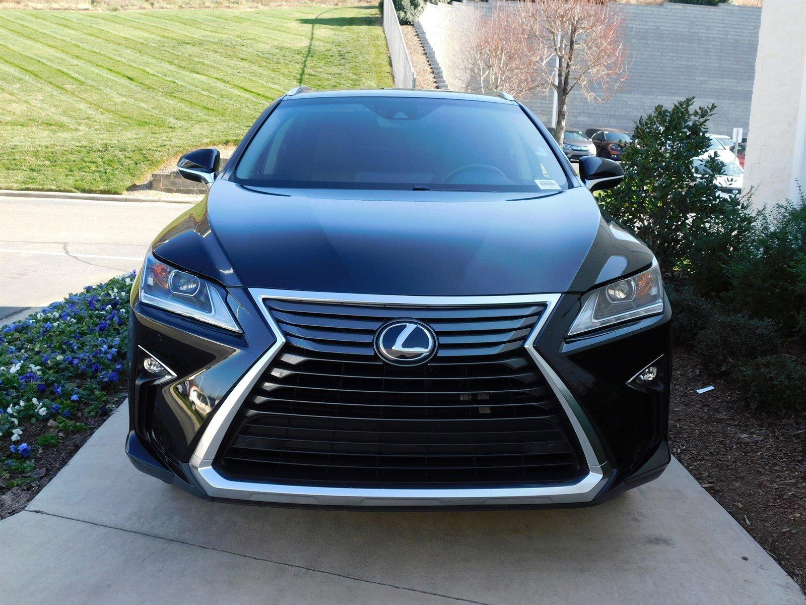 Pre-Owned 2017 Lexus RX RX 350
