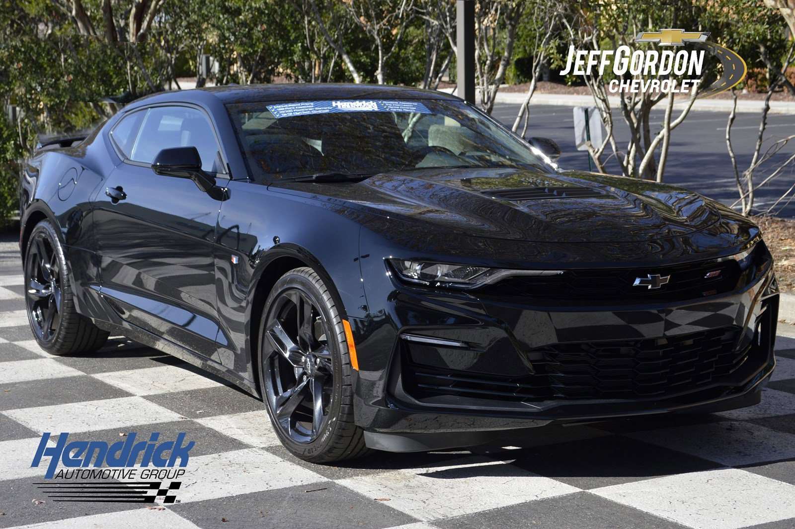 Pre-Owned 2020 Chevrolet Camaro 2SS