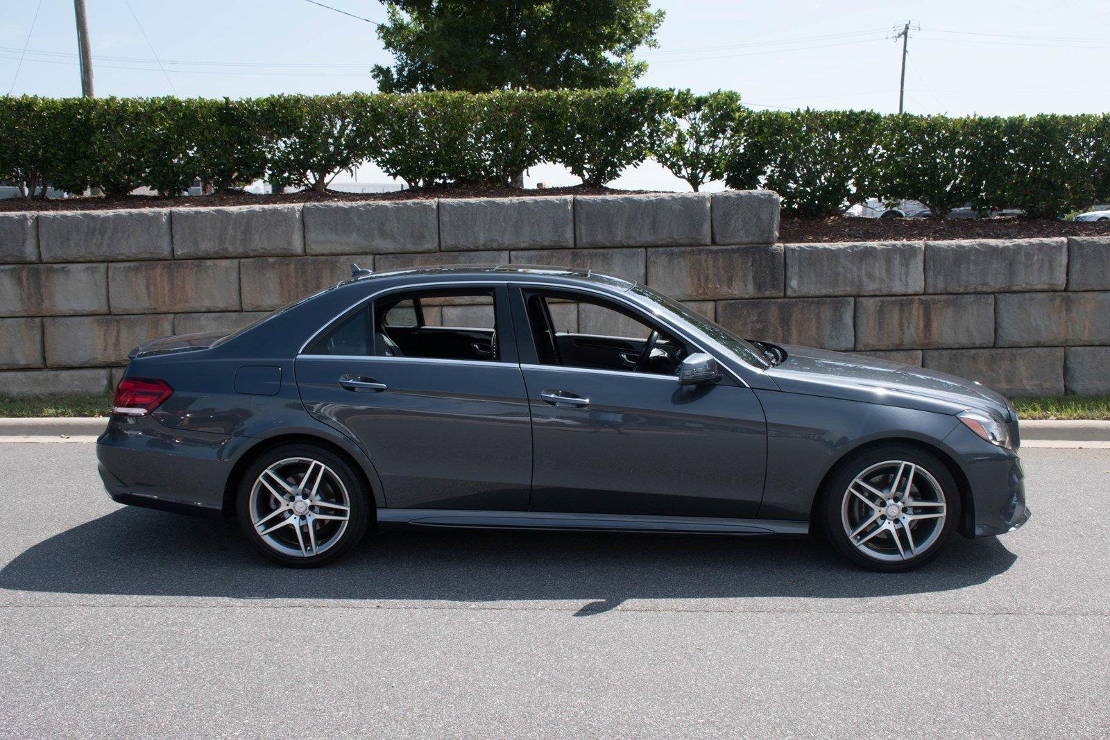 Certified Pre-Owned 2014 Mercedes-Benz E-Class E 350 Sport
