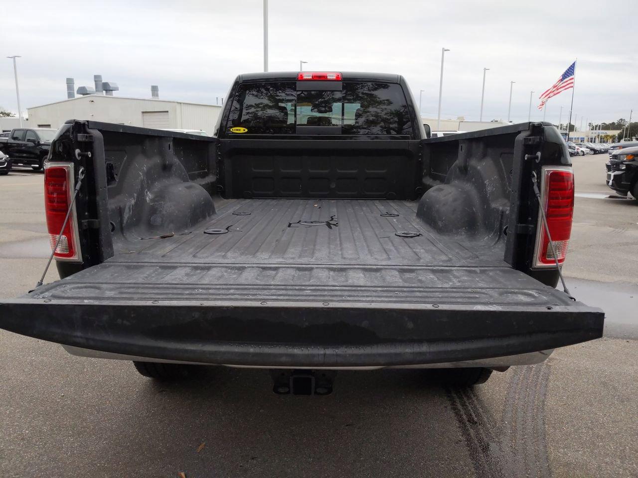 Pre-Owned 2018 Ram 3500 Laramie