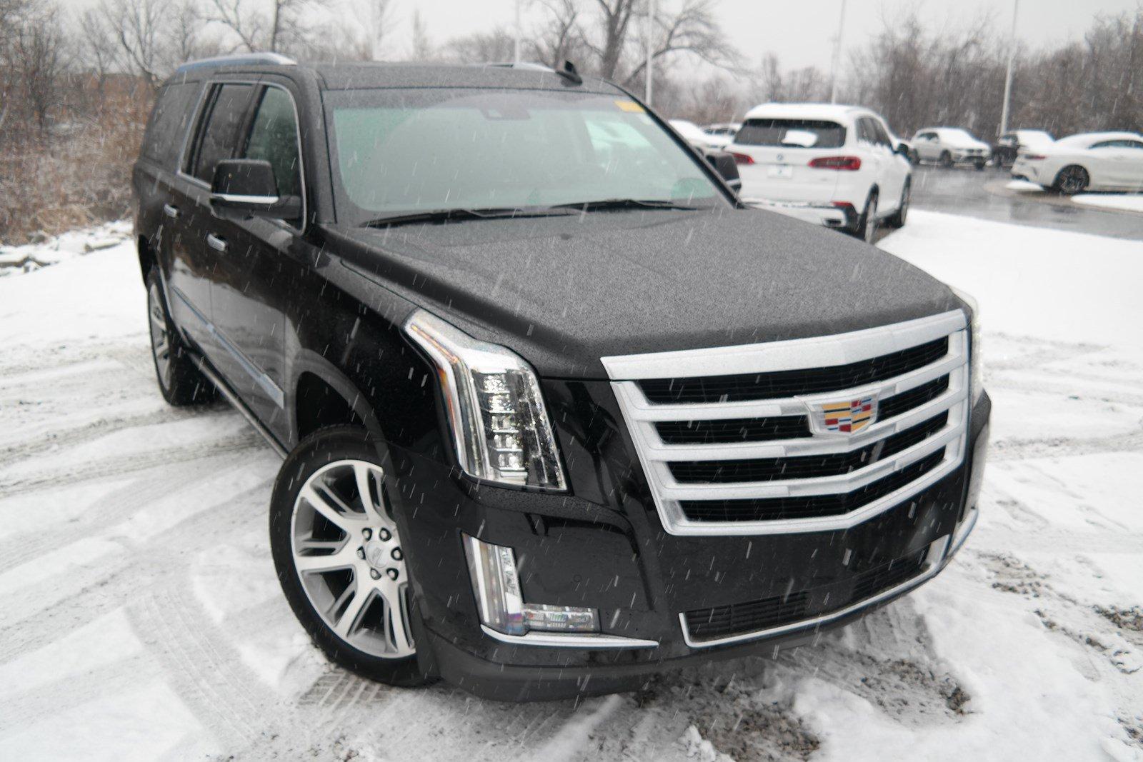 Pre-Owned 2015 Cadillac Escalade ESV Premium