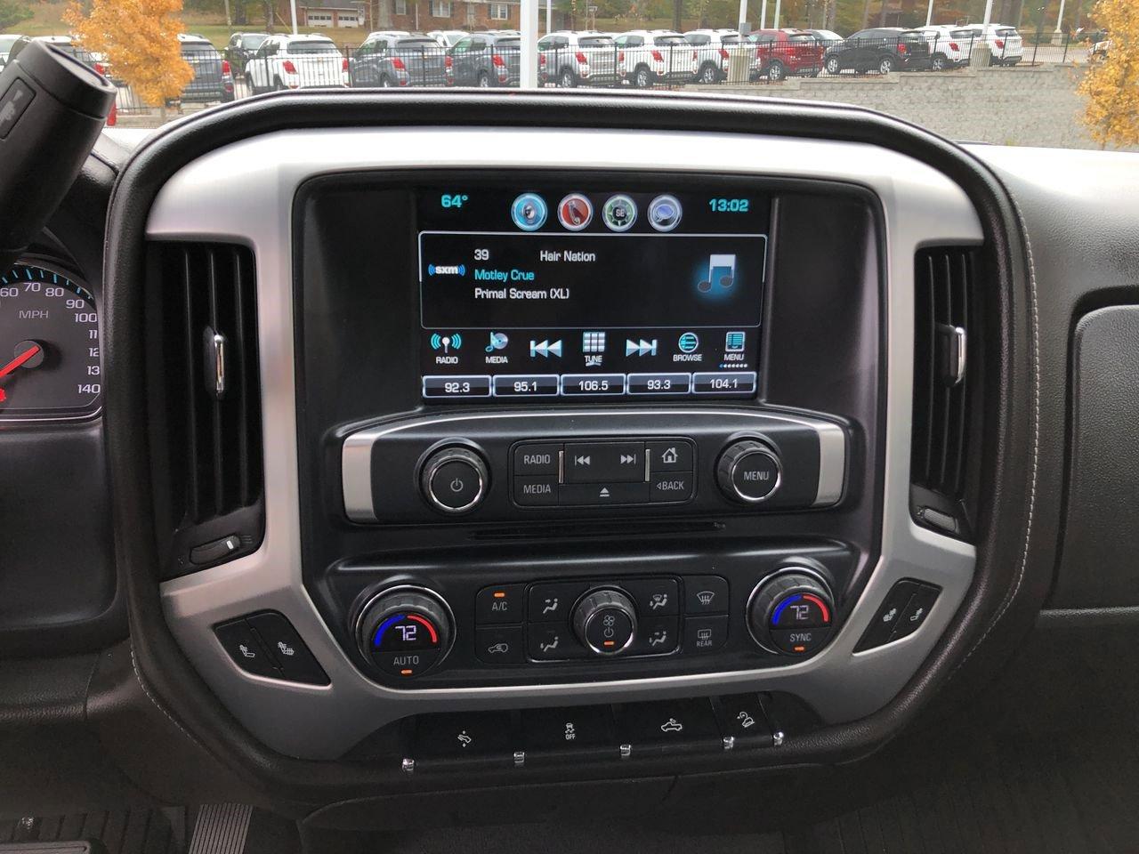 Pre-Owned 2018 GMC Sierra 1500 SLT
