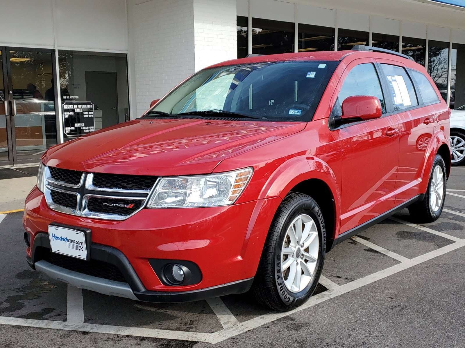 2016 Dodge Journey >> Pre Owned 2016 Dodge Journey Sxt Fwd Suv