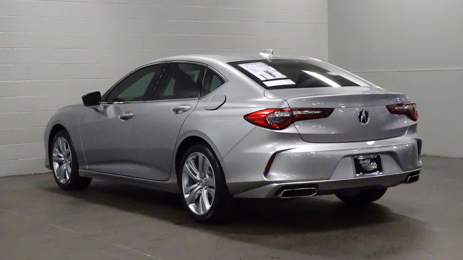 Pre-Owned 2021 Acura TLX w/Technology Package