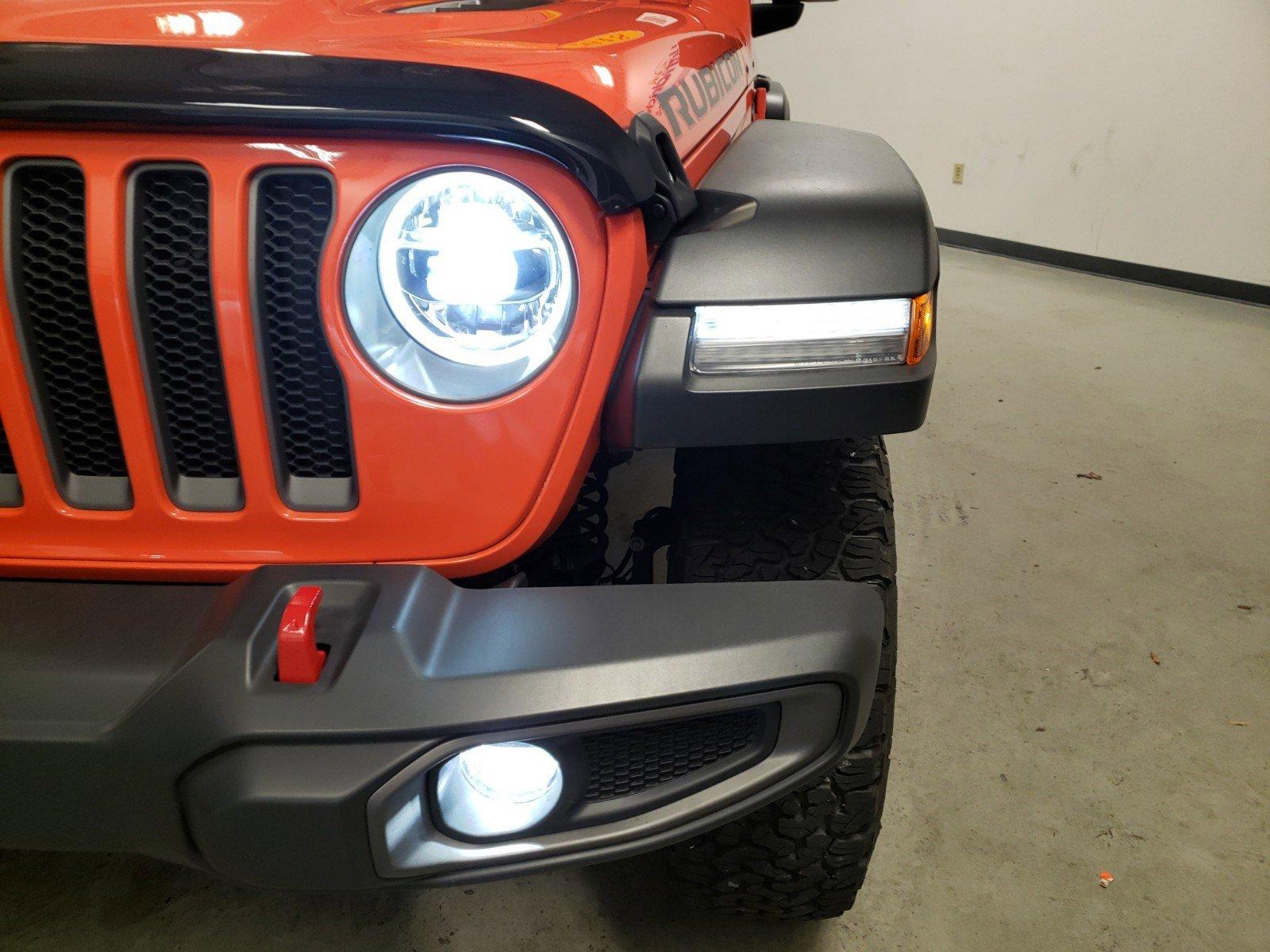 Pre-Owned 2018 Jeep Wrangler Rubicon
