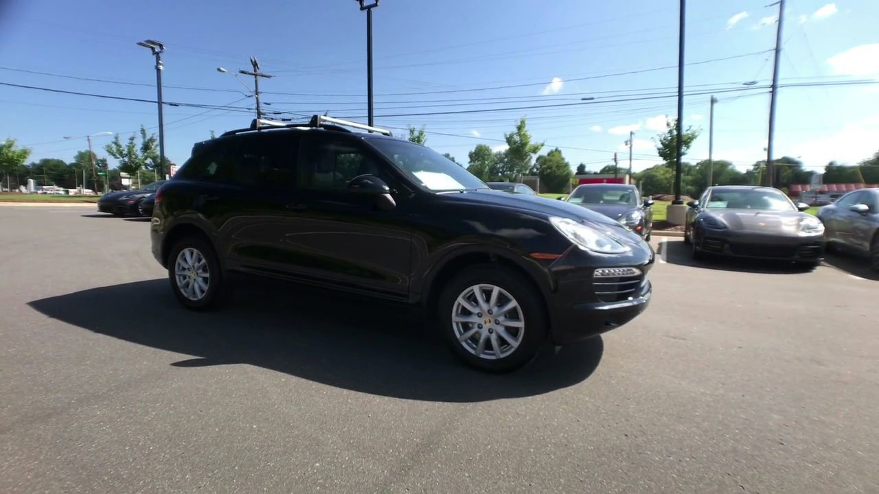 Pre-Owned 2011 Porsche Cayenne 4DR AWD TIPTRONIC