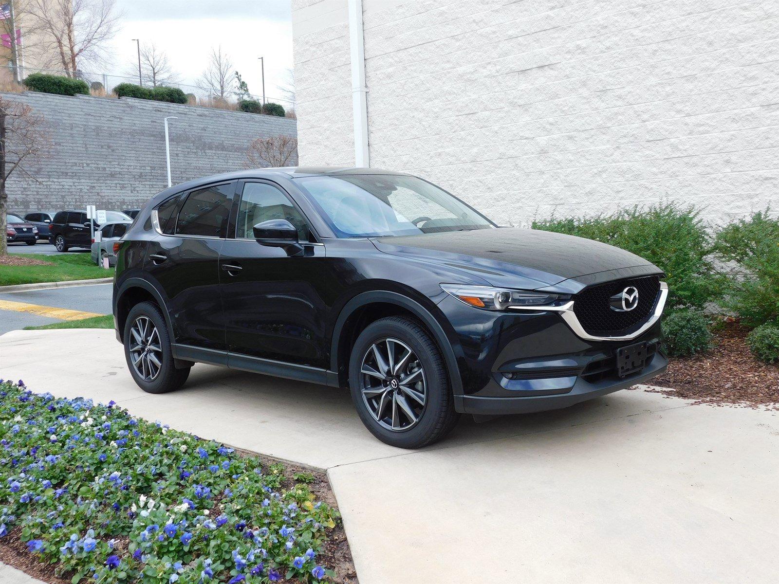 Pre-Owned 2017 Mazda CX-5 Grand Select