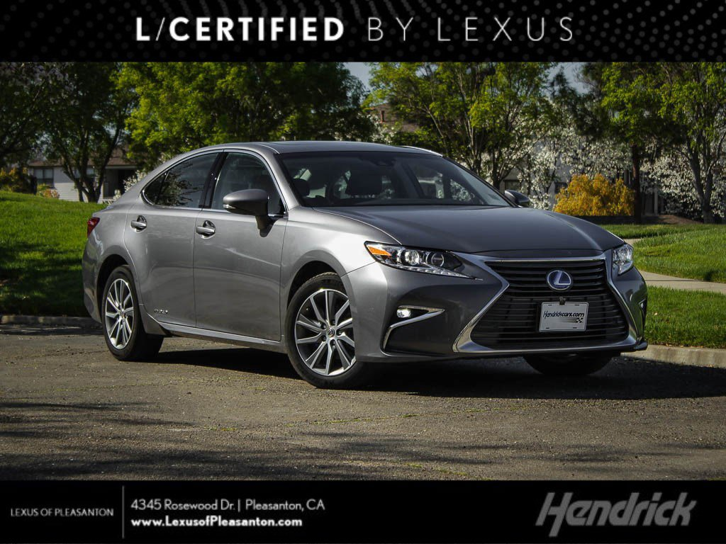 Used Lexus Es Pleasanton Ca