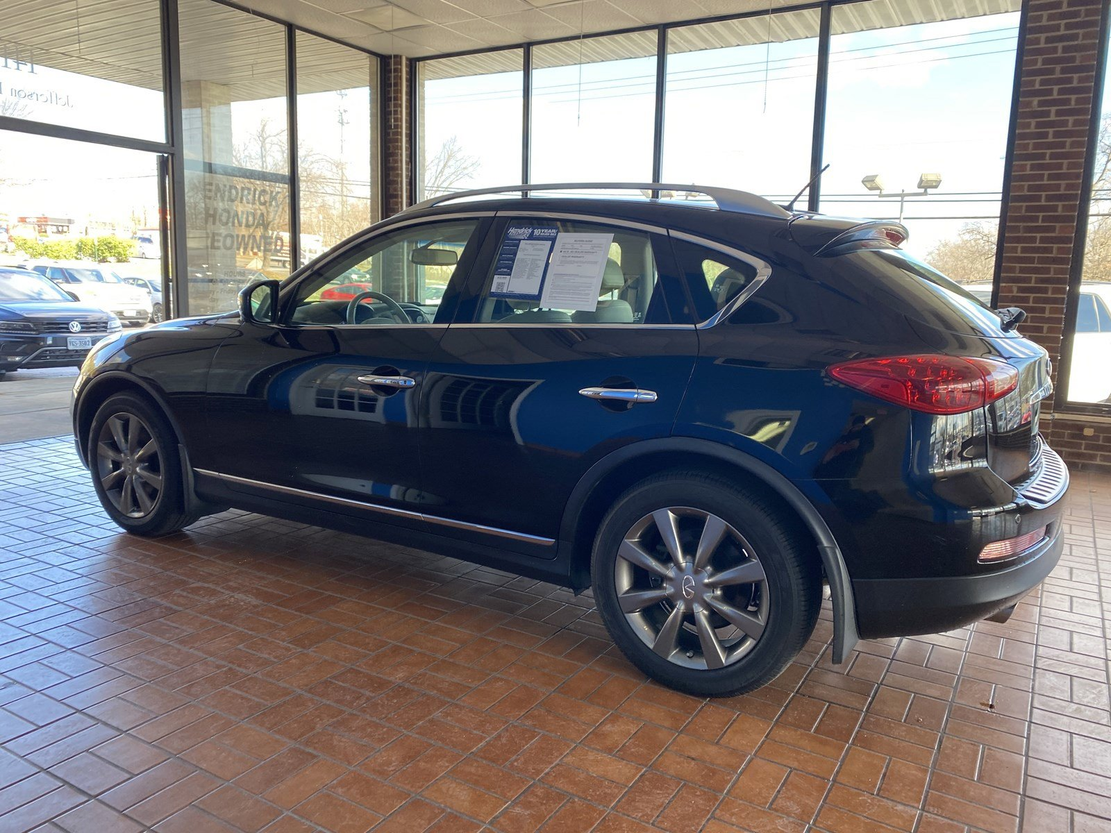 Pre-Owned 2012 INFINITI EX35 Journey