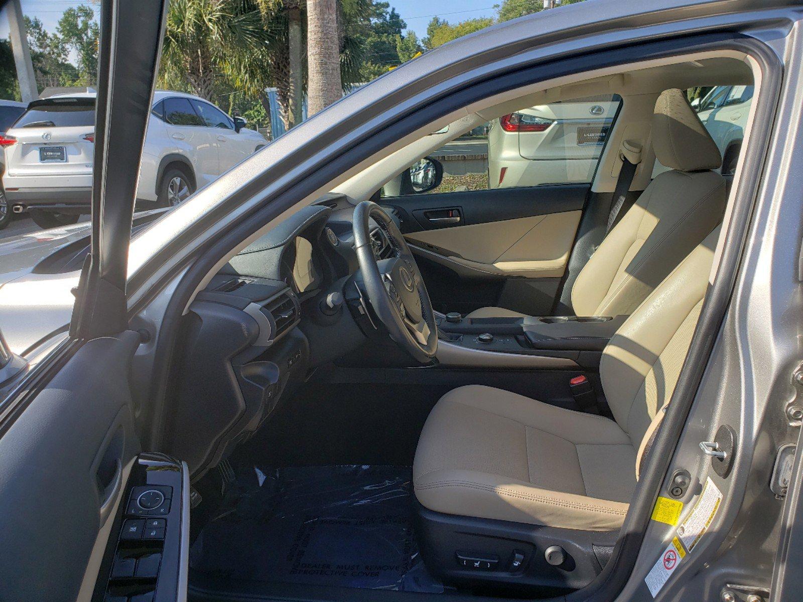 Pre-Owned 2017 Lexus IS IS Turbo