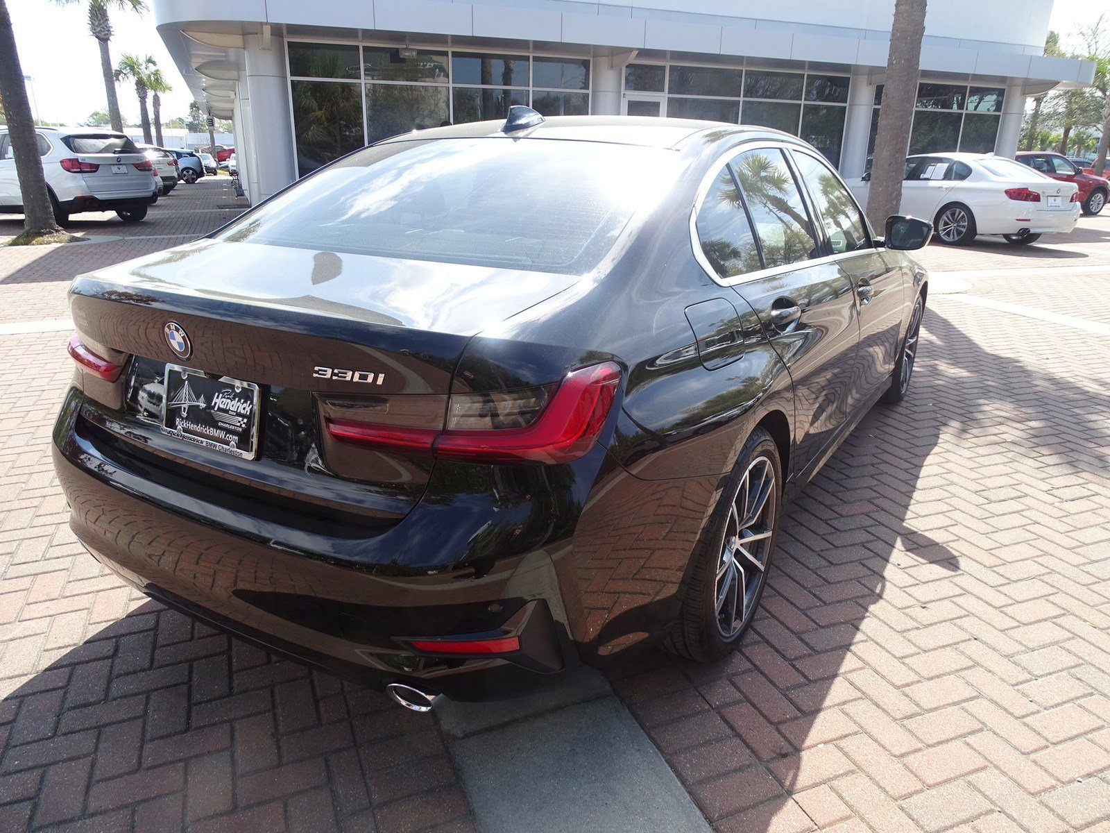 Pre-Owned 2019 BMW 3 Series 330i