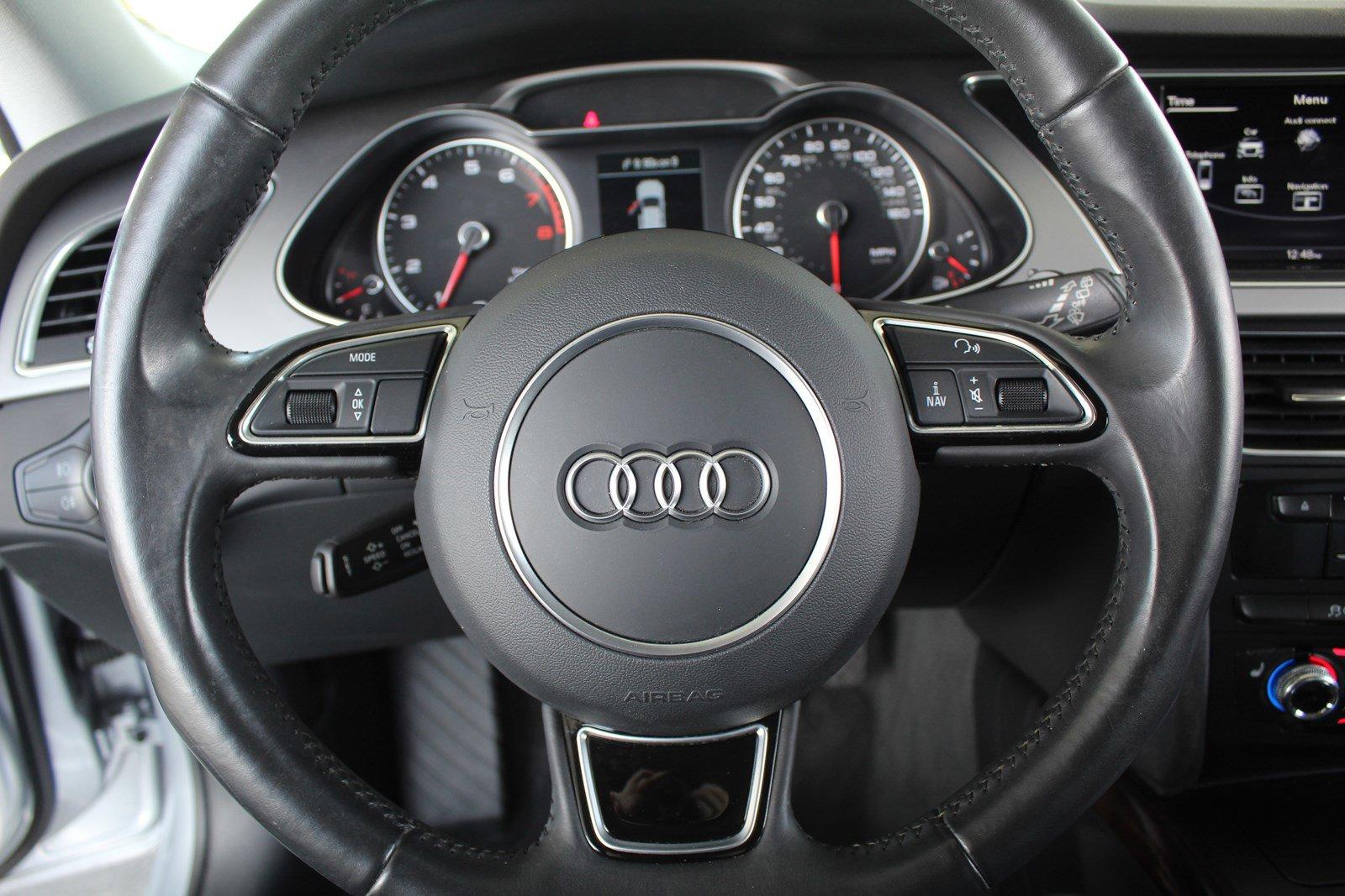 Pre-Owned 2015 Audi allroad Prestige