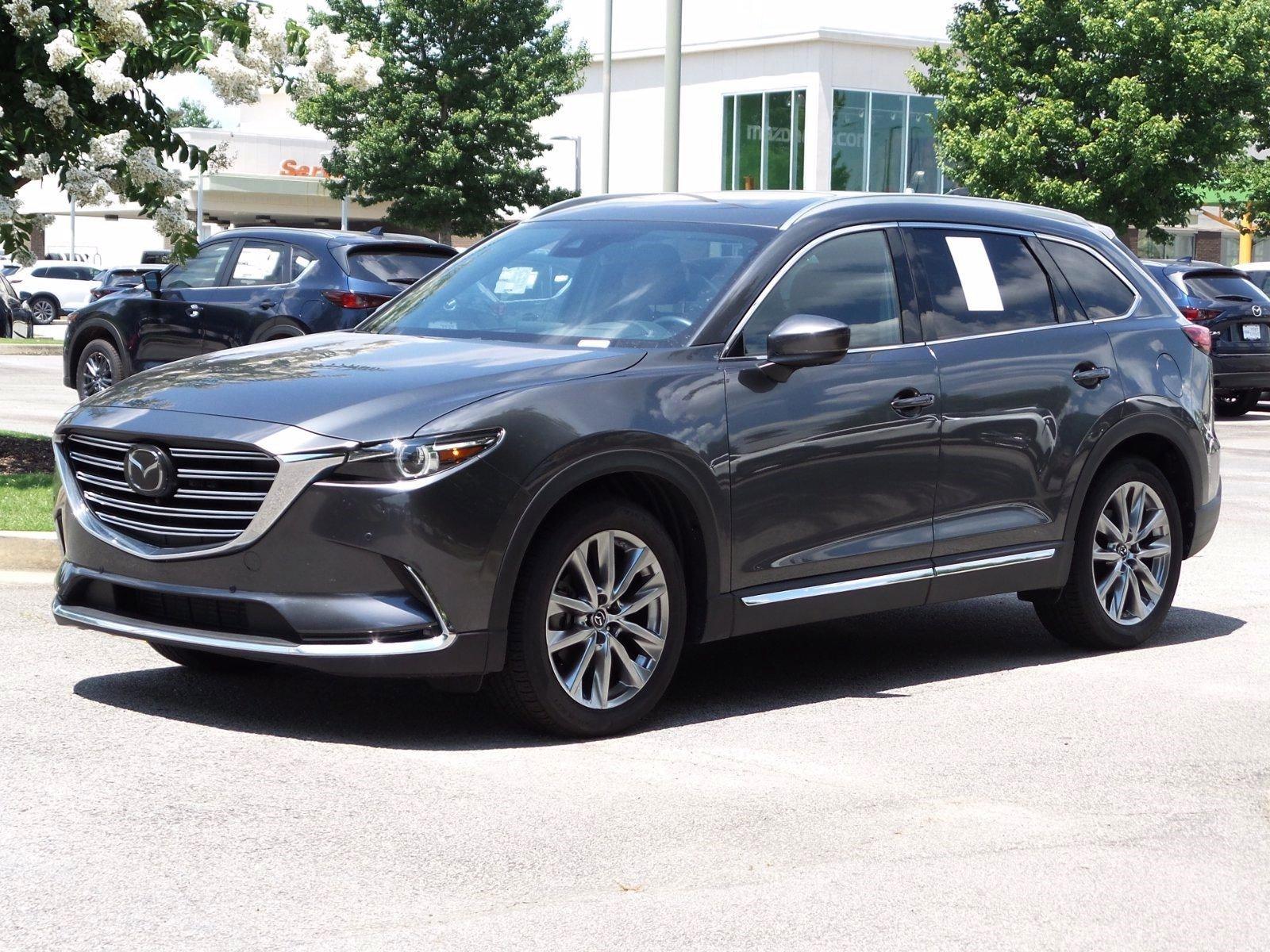 Certified Pre-Owned 2019 Mazda CX-9 Signature