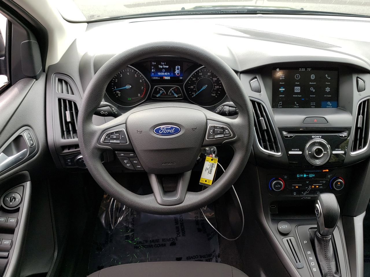 Pre-Owned 2018 Ford Focus SEL