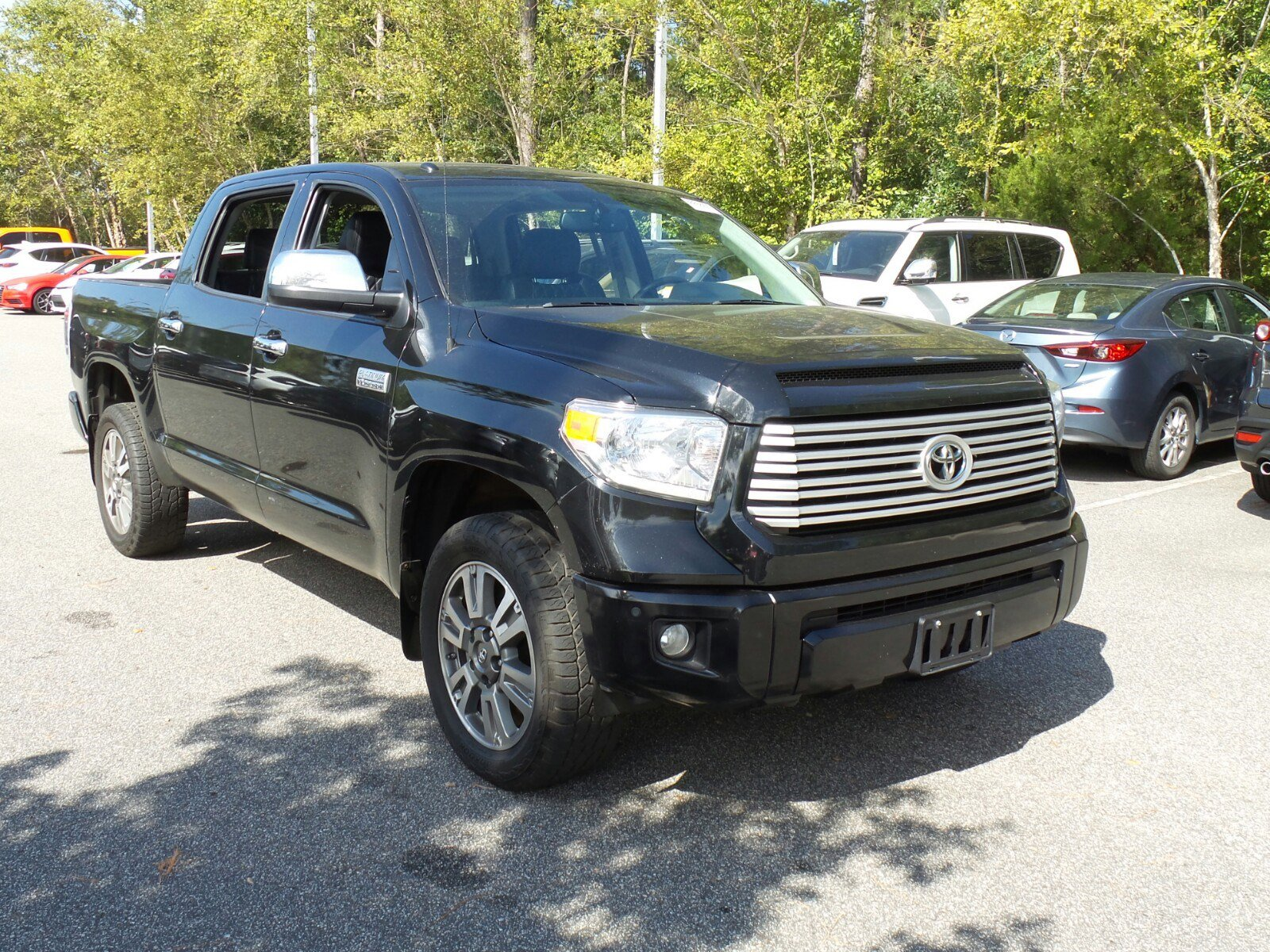 Pre-Owned 2016 Toyota Tundra 4WD Truck Platinum