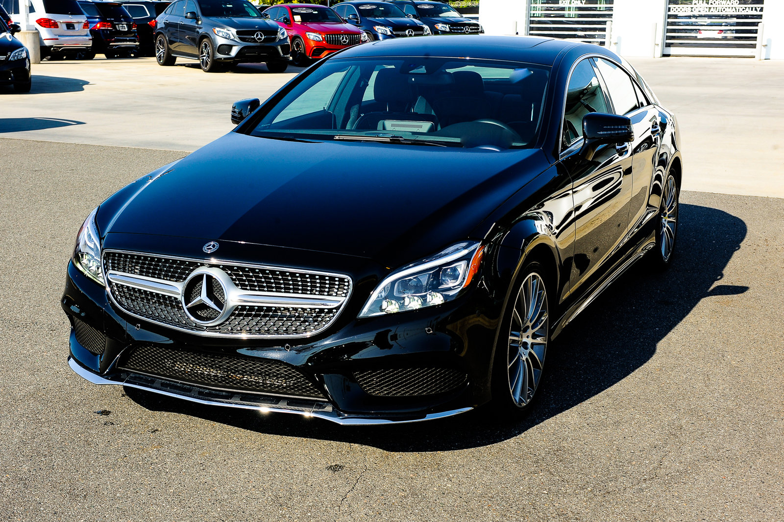 Pre-Owned 2018 Mercedes-Benz CLS CLS 550