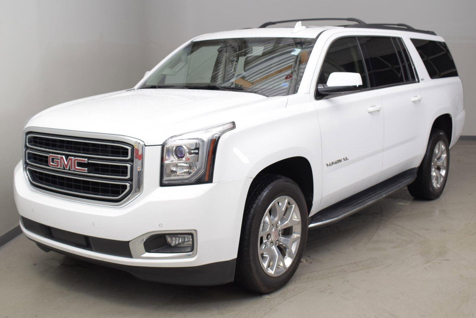 Pre-Owned 2016 GMC Yukon XL SLT