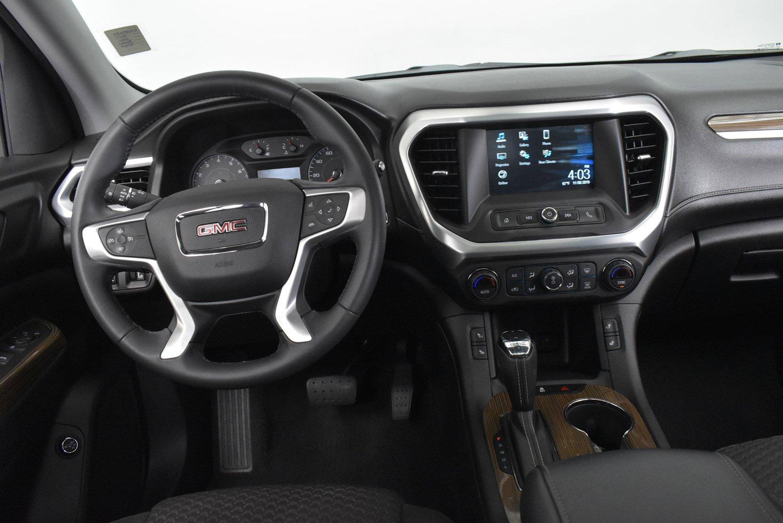 Pre-Owned 2017 GMC Acadia SLE