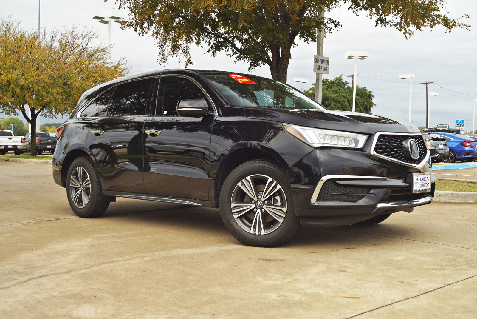 Pre-Owned 2018 Acura MDX FWD