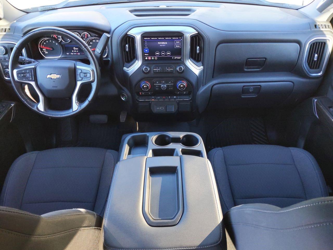 Certified Pre-Owned 2019 Chevrolet Silverado 1500 LT
