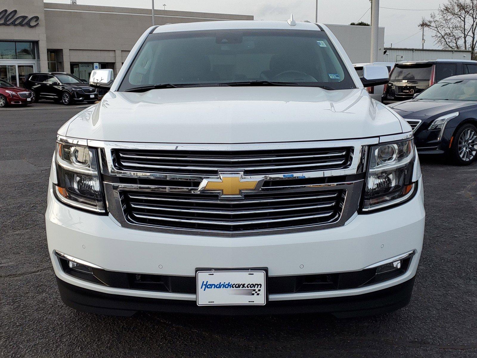 Pre-Owned 2019 Chevrolet Tahoe Premier