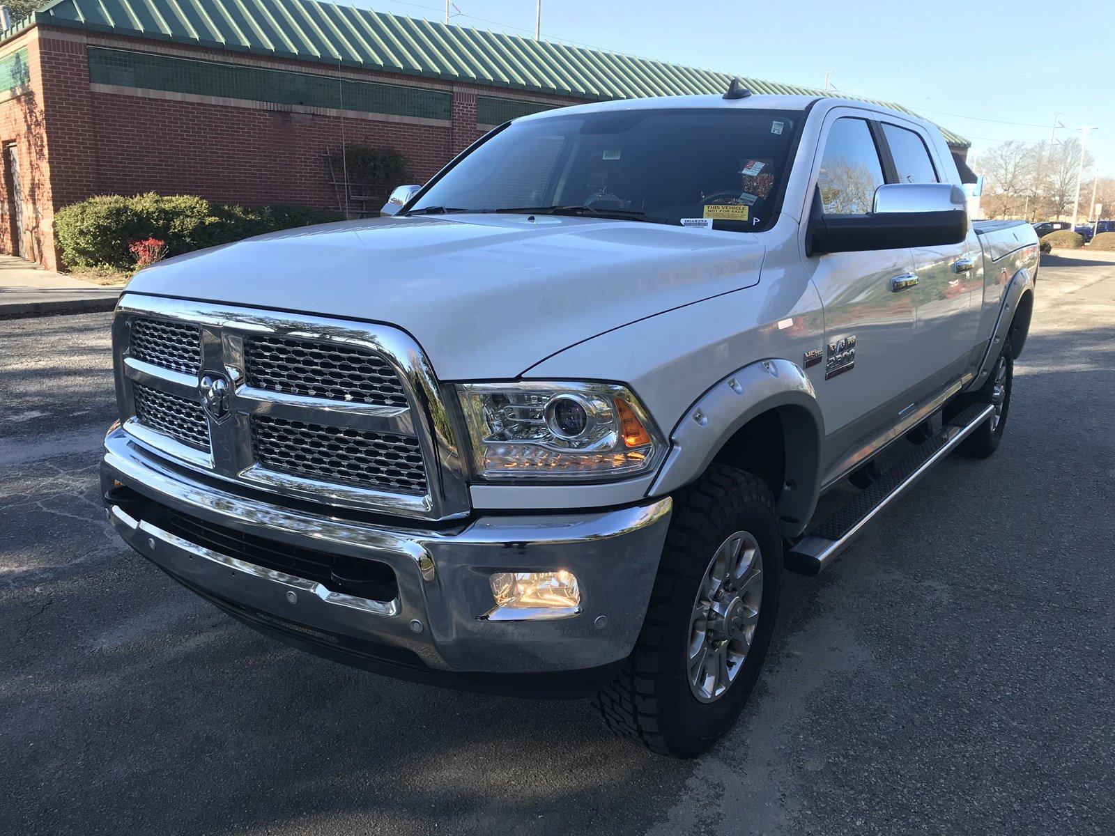Pre-Owned 2017 Ram 2500 Laramie