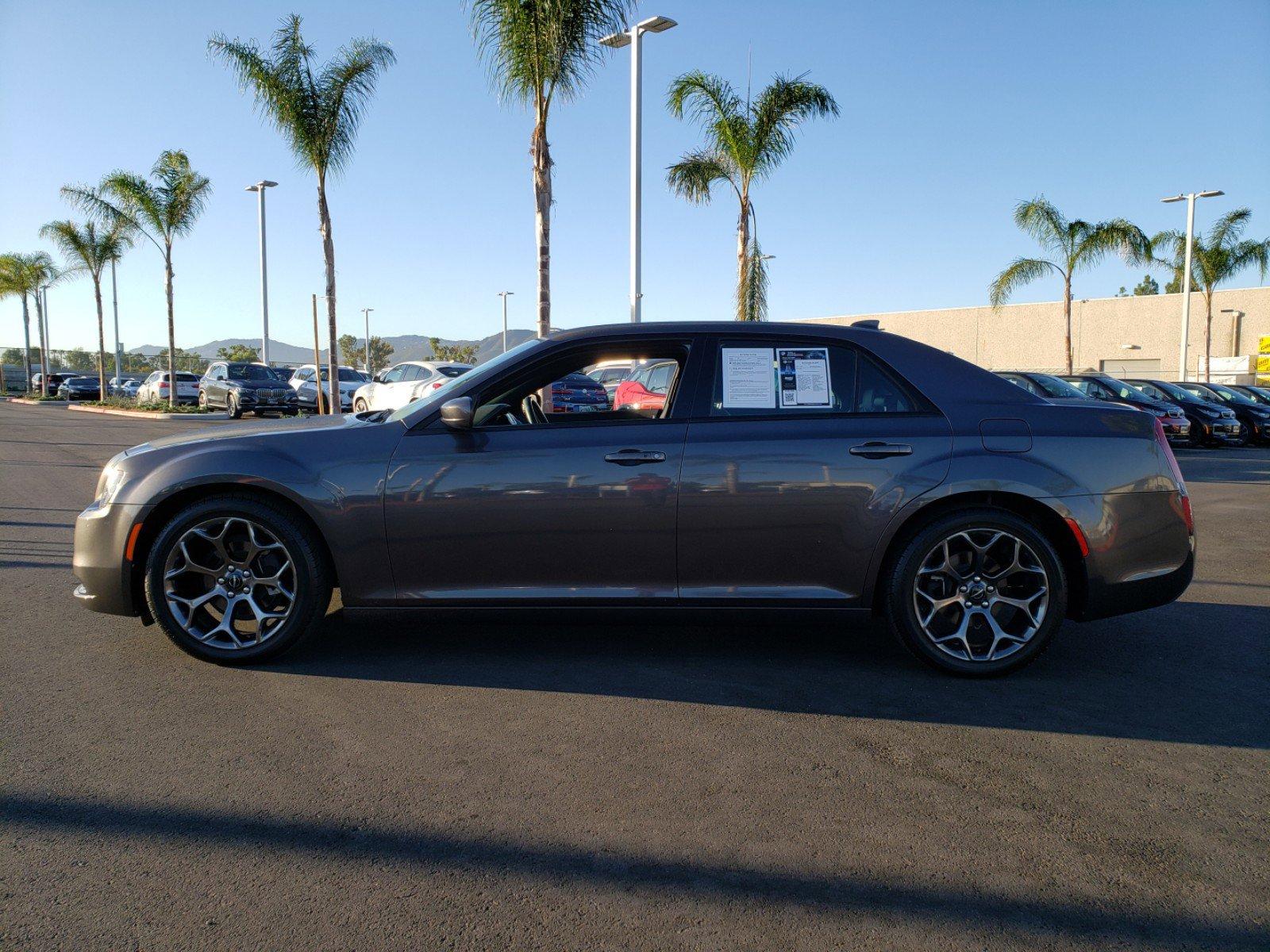 Pre-Owned 2015 Chrysler 300 300S