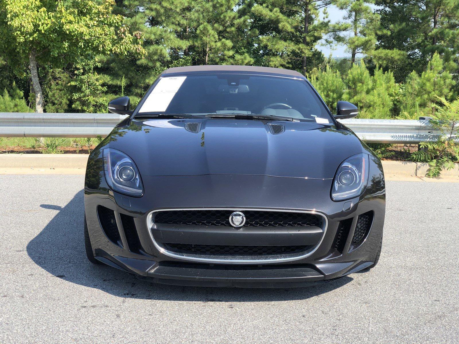 Pre-Owned 2014 Jaguar F-TYPE V6
