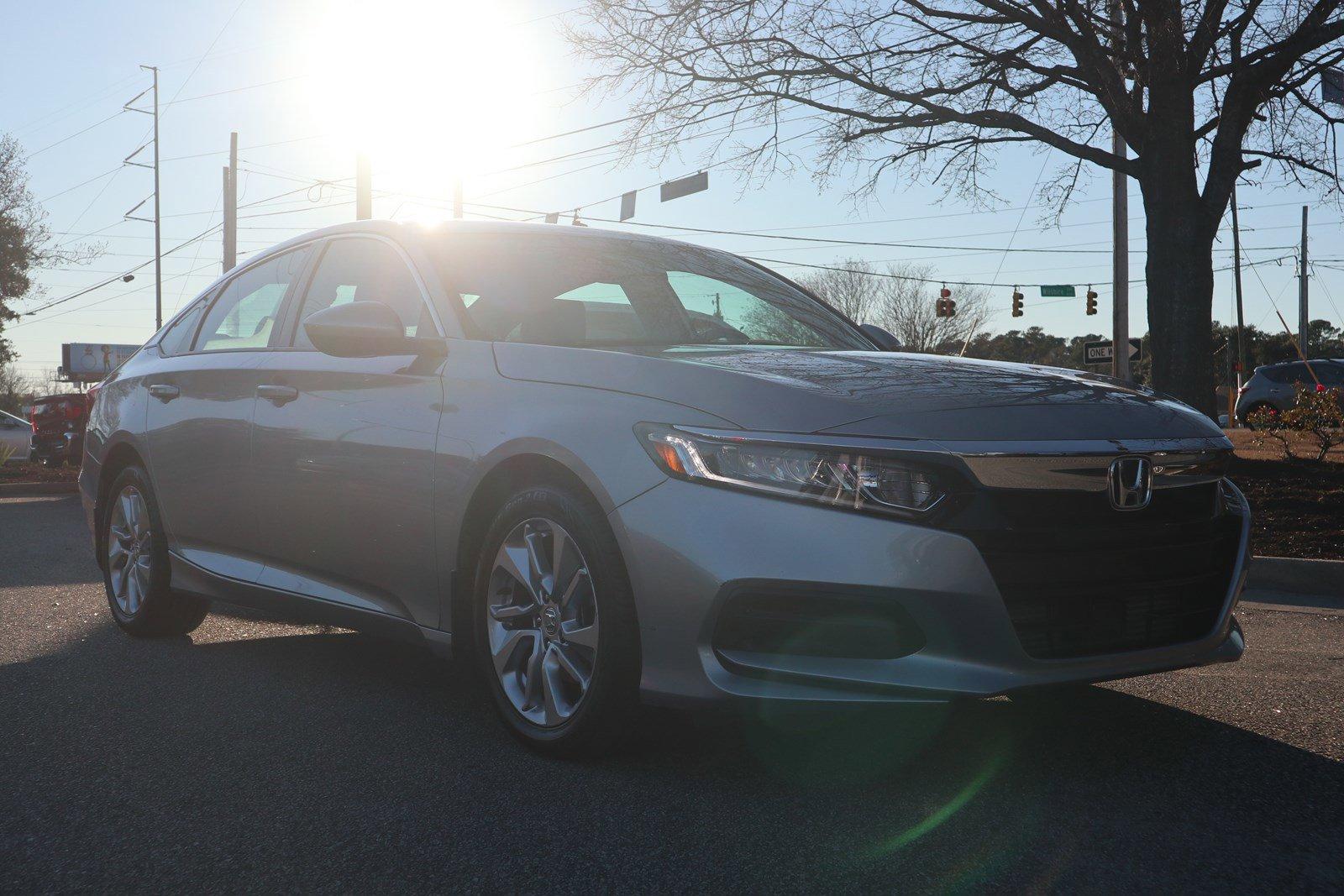 Pre-Owned 2018 Honda Accord LX 1.5T