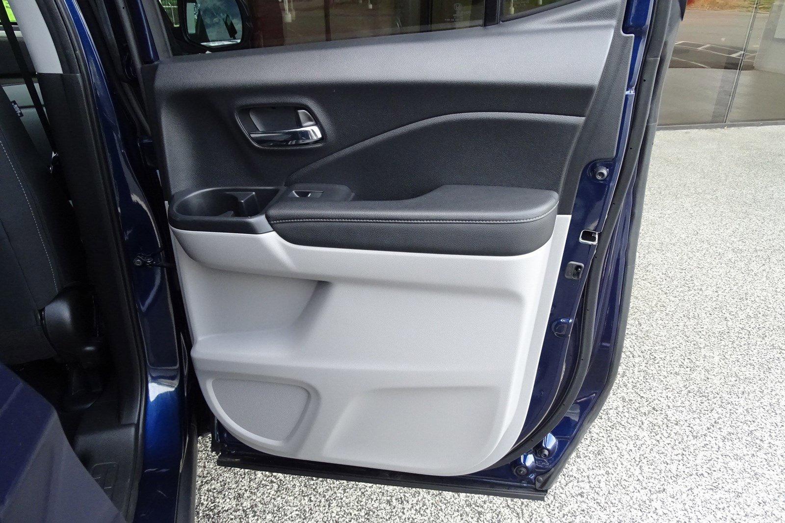 Pre-Owned 2017 Honda Ridgeline RTS