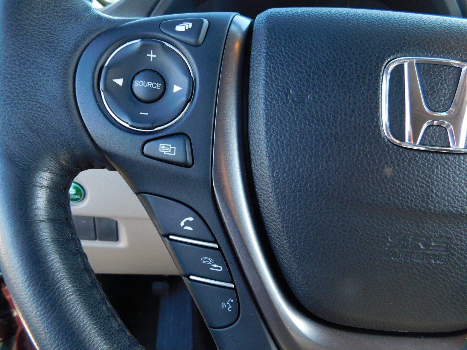 Pre-Owned 2017 Honda Pilot EX-L