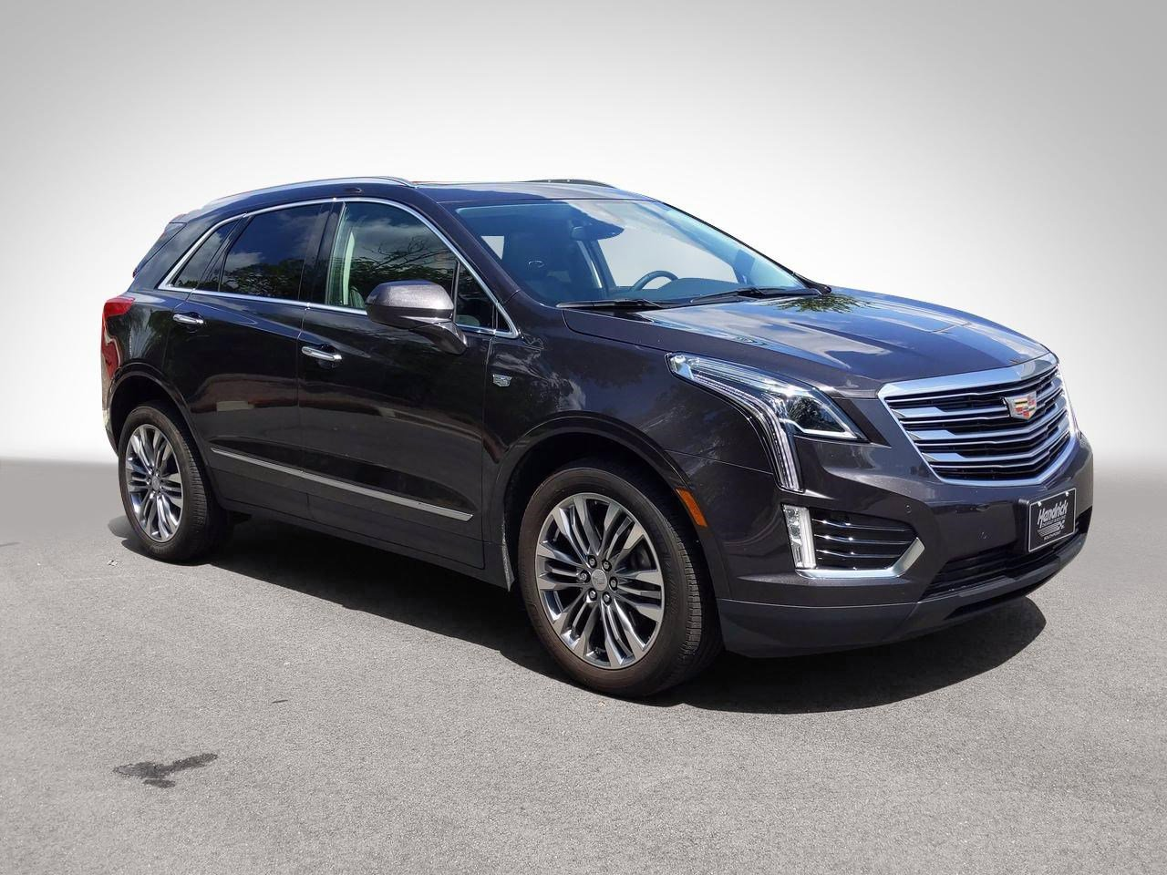 Certified Pre-Owned 2017 Cadillac XT5 Premium Luxury AWD