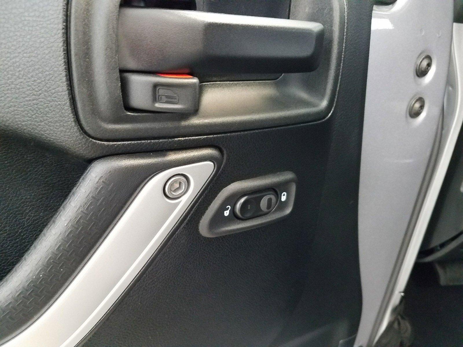 Pre-Owned 2018 Jeep Wrangler JK Unlimited Sahara