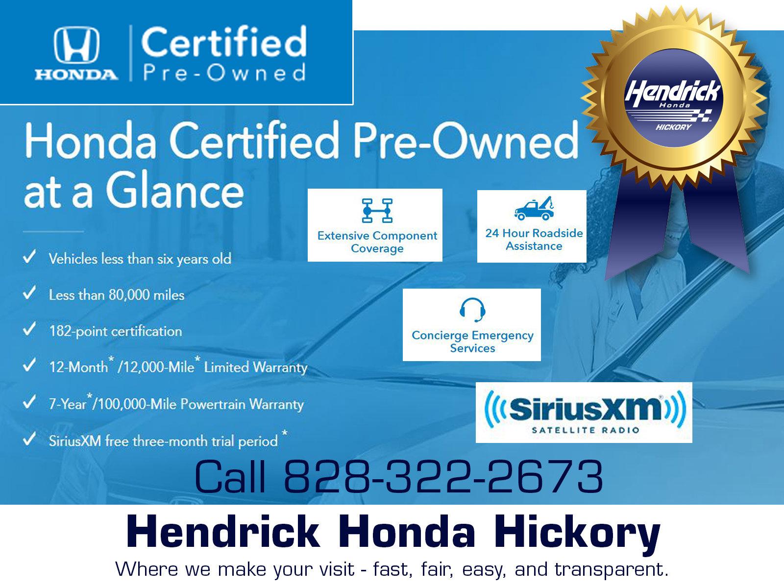 Pre-Owned 2018 Honda Fit Sport CVT