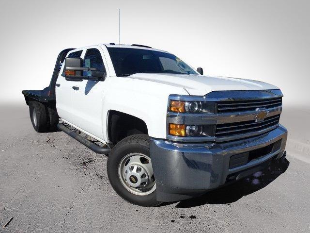 Pre-Owned 2018 Chevrolet Silverado 3500HD Work Truck