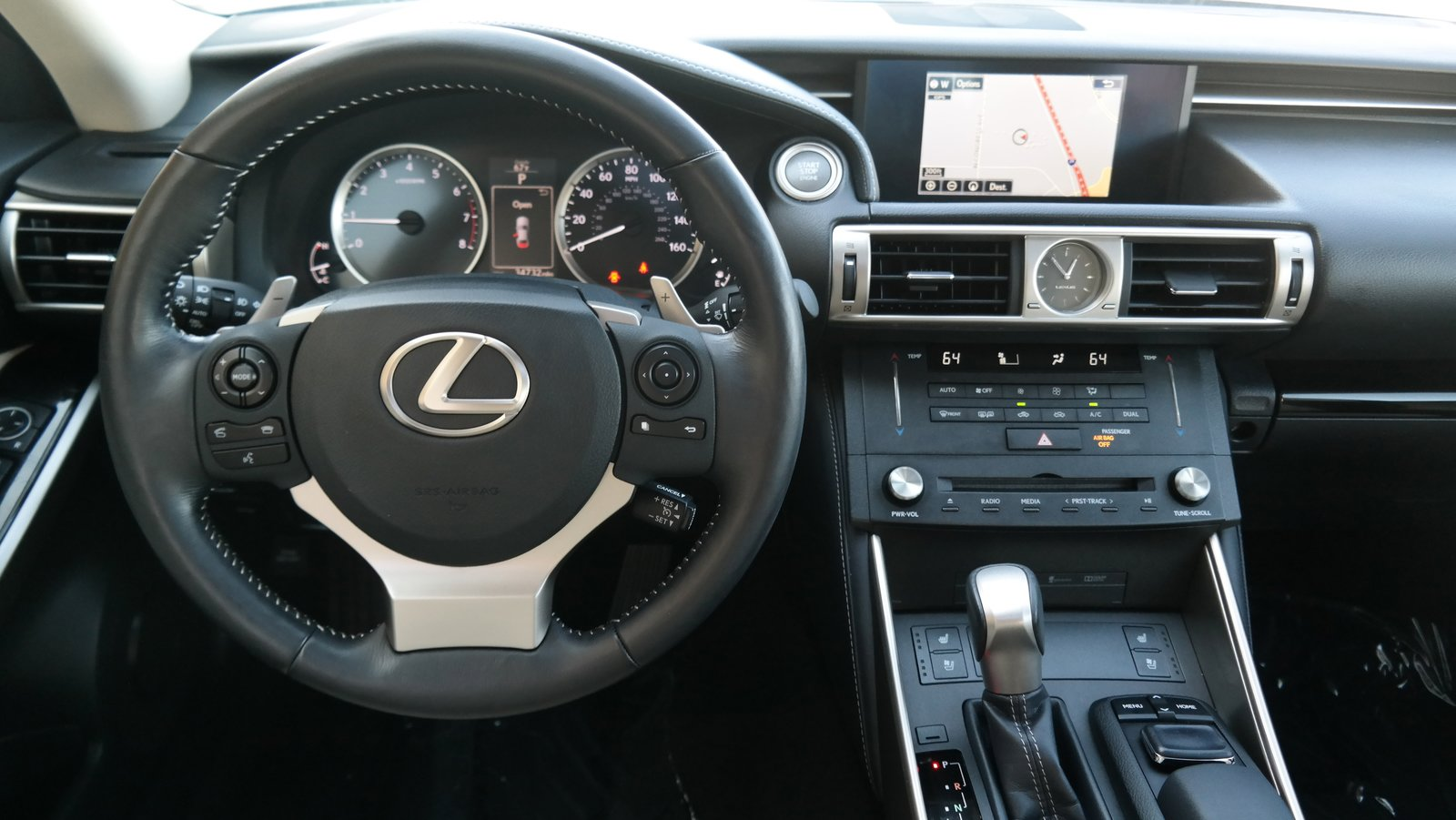 Pre-Owned 2015 Lexus IS 250 4DR SDN AWD