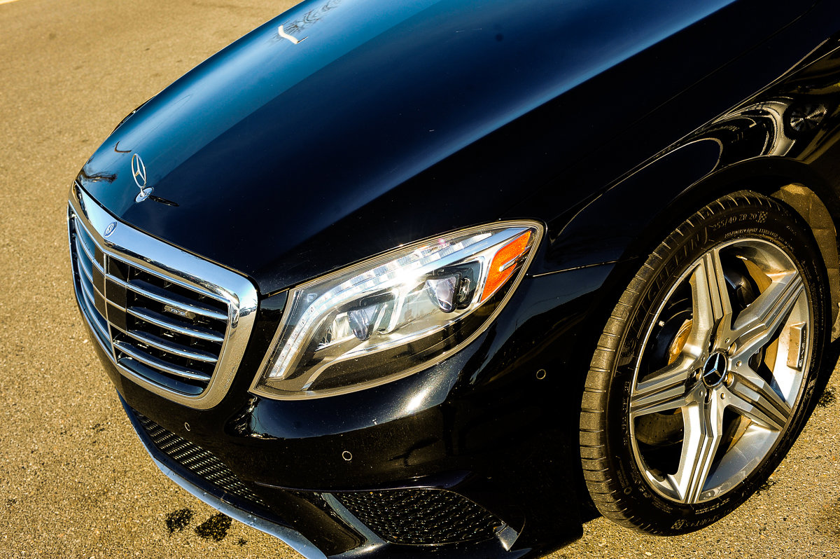 Pre-Owned 2015 Mercedes-Benz S-Class S 63 AMG®