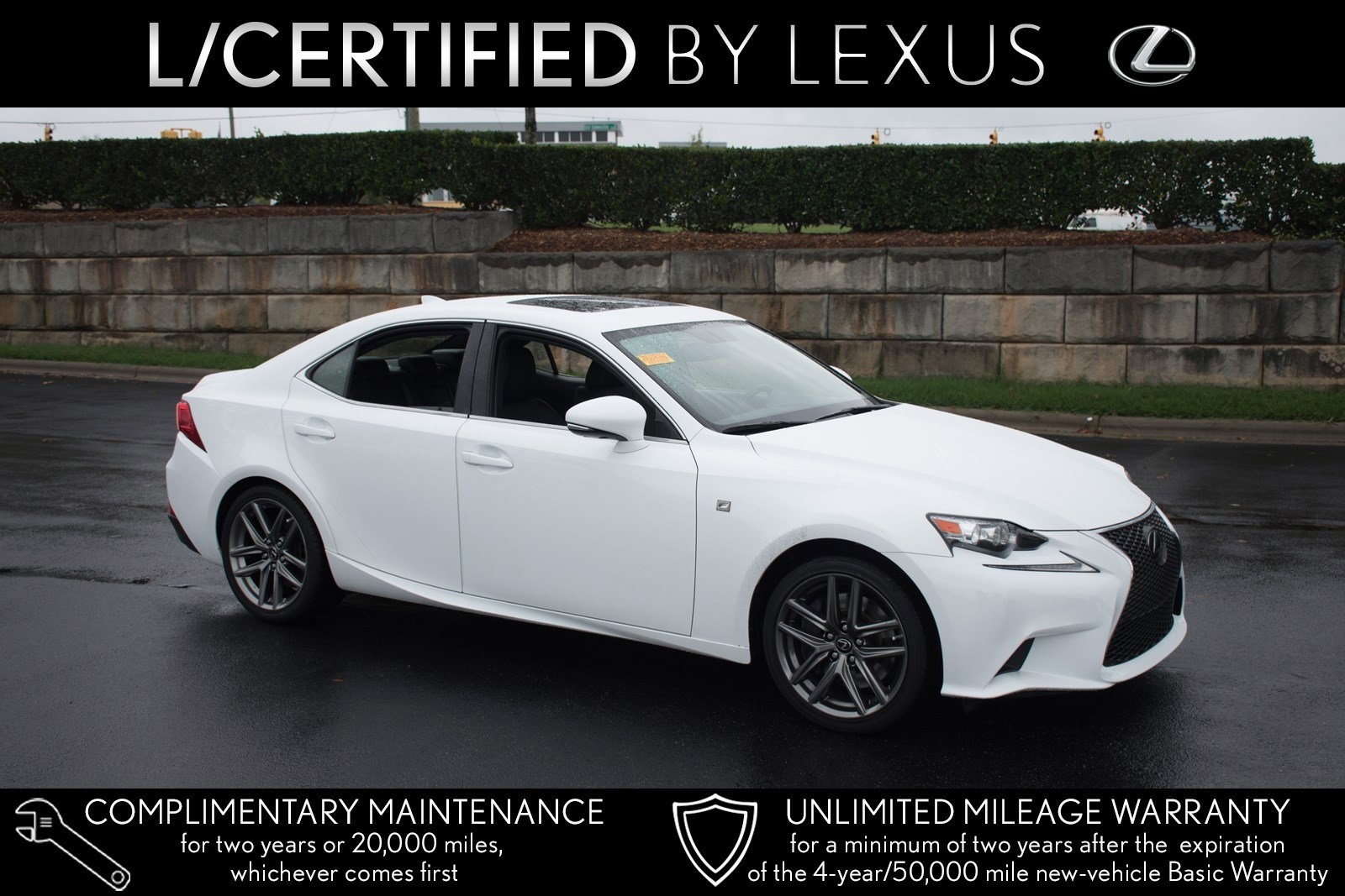 Pre-Owned 2016 Lexus IS 200t F Sport