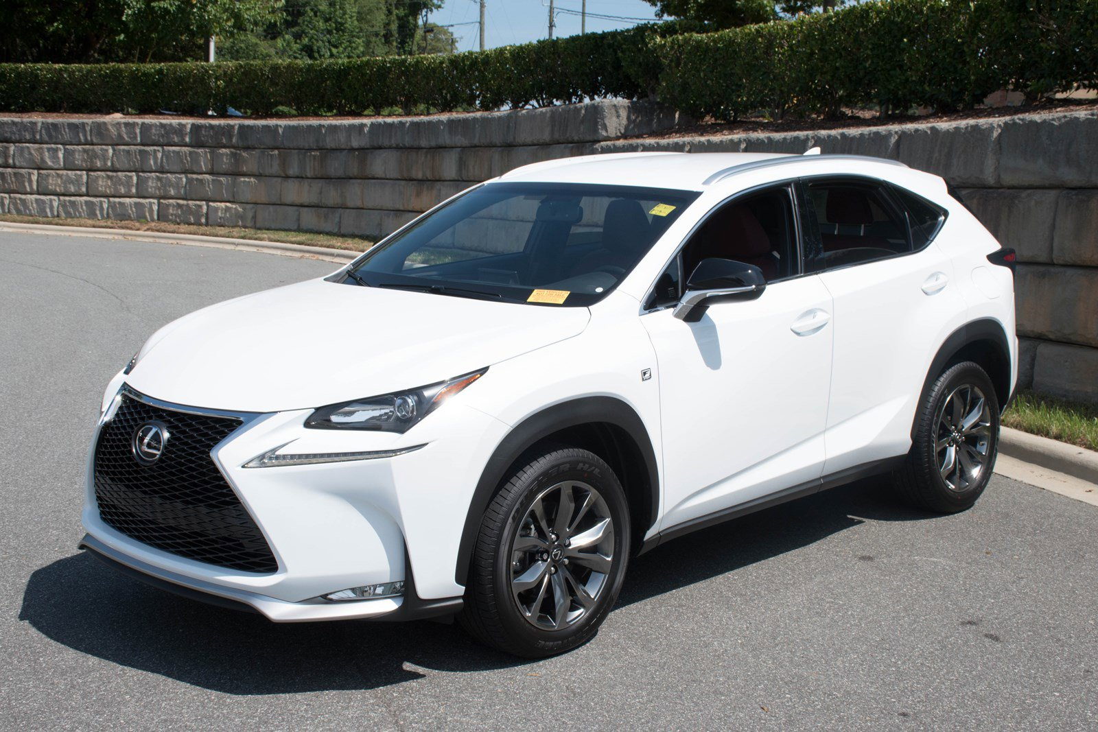 Certified Pre Owned 2017 Lexus Nx 200t F Sport Suv In Duluth
