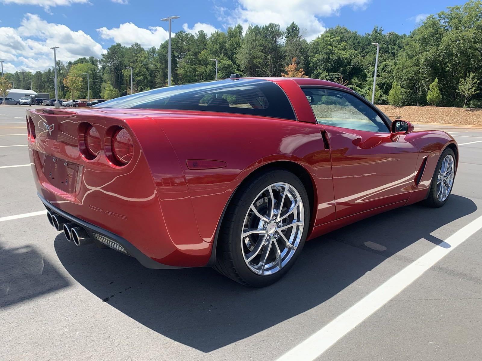 2005 Chevrolet Corvette 2dr Cpe