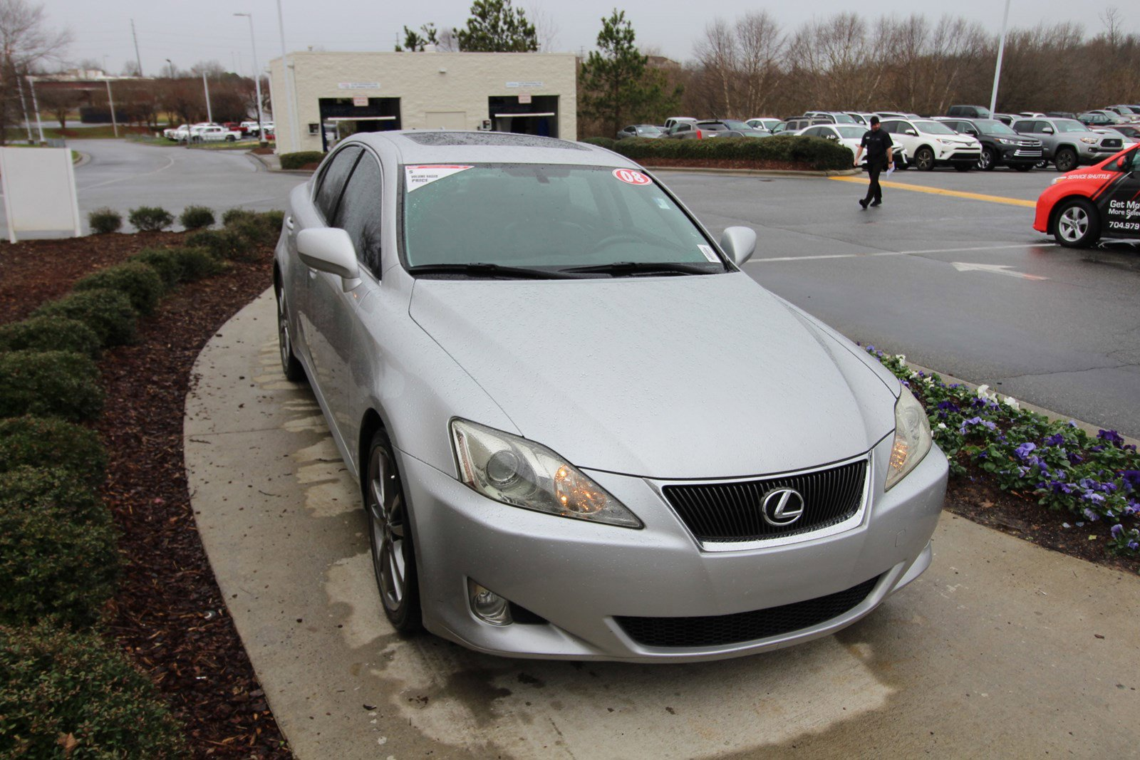 Pre-Owned 2008 Lexus IS 250 4dr Sport Sdn Auto RWD