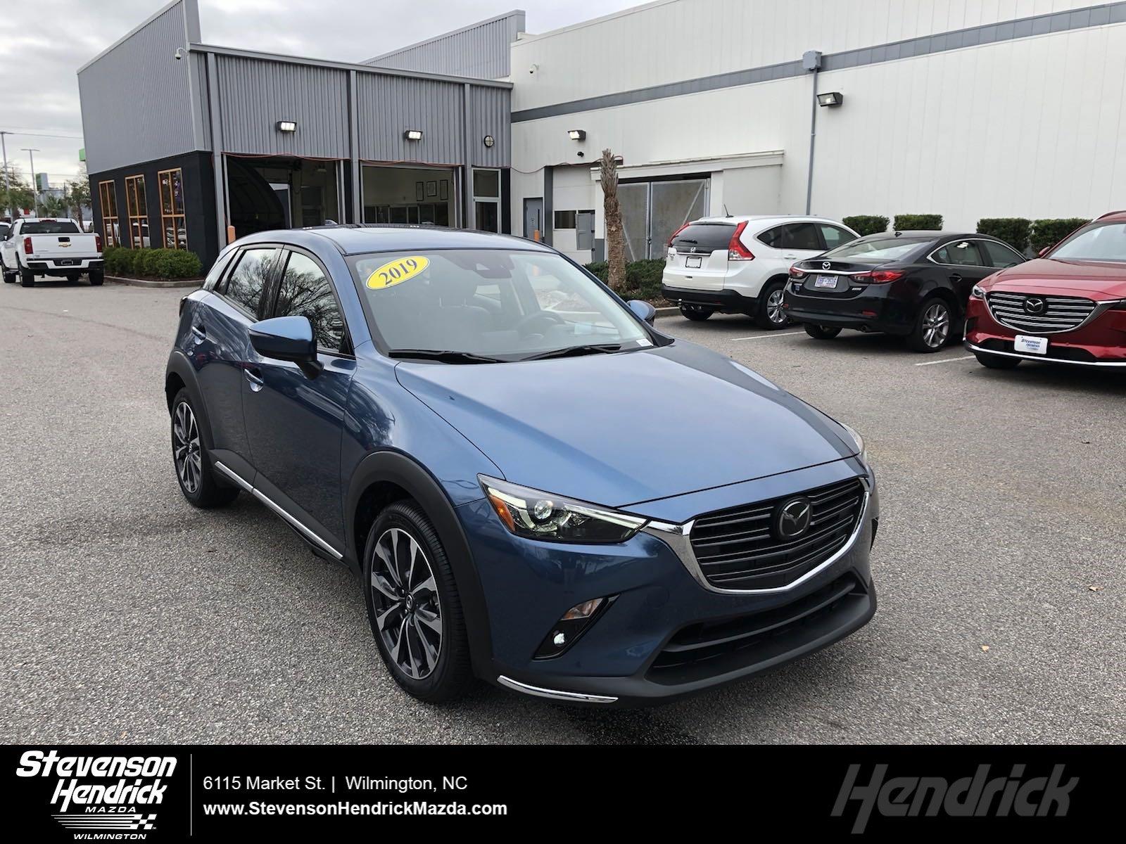 Pre-Owned 2019 Mazda CX-3 Grand Touring