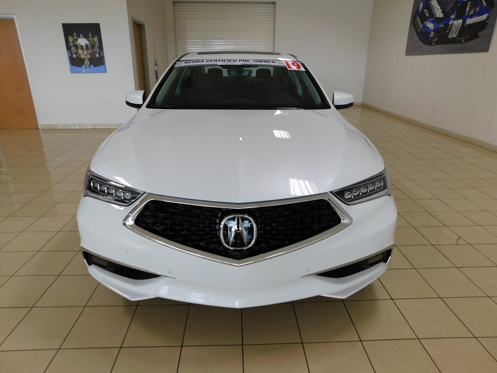 Pre-Owned 2019 Acura TLX w/Advance Pkg