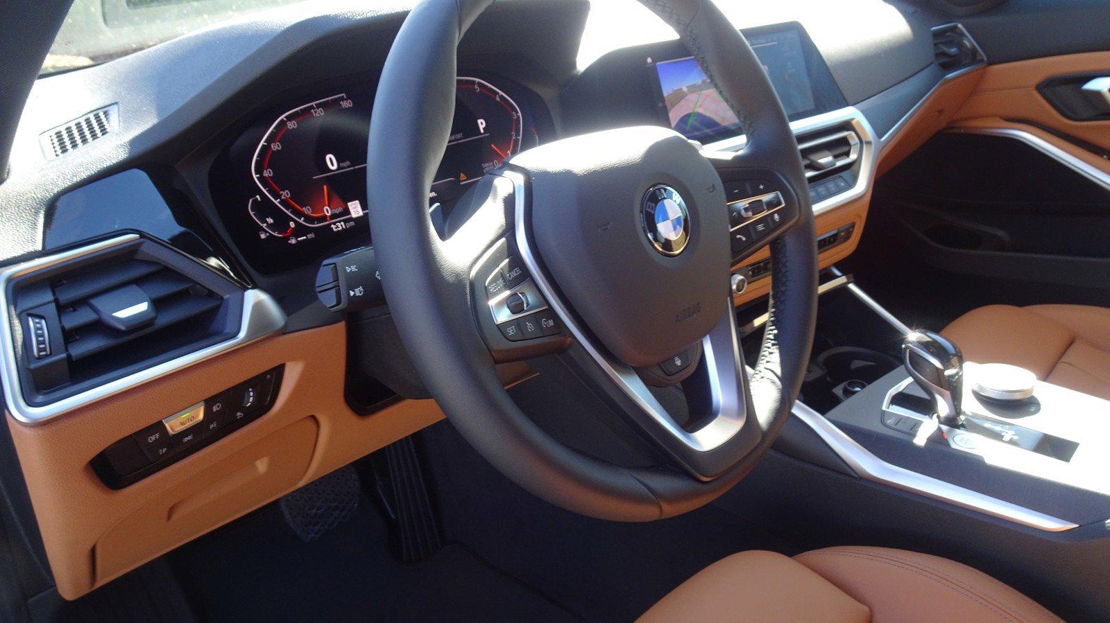 Pre-Owned 2021 BMW 3 Series 330i xDrive