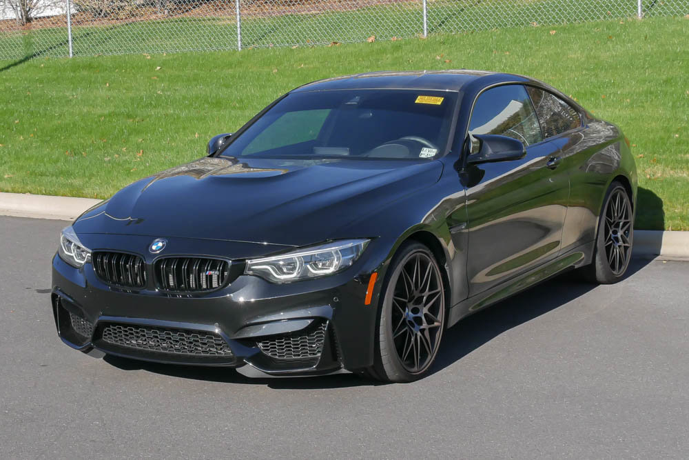 Pre-Owned 2019 BMW M4 Coupe