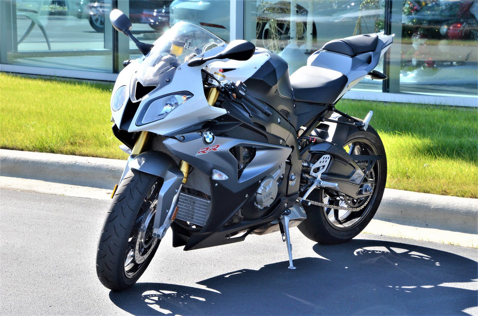 Pre-Owned 2014 BMW S1000 RR