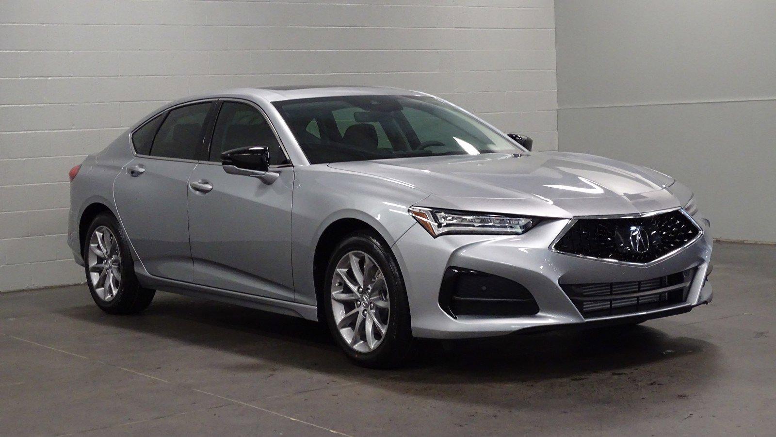 2021 Acura TLX 4DR SH-AWD